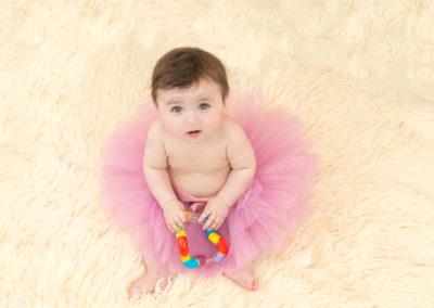 6 Monate Alt Baby Fotoshooting